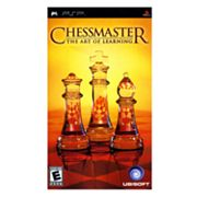 Sony PSP Chessmaster: The Art of Learning