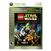 Xbox 360 LEGO Star Wars: The Complete Saga
