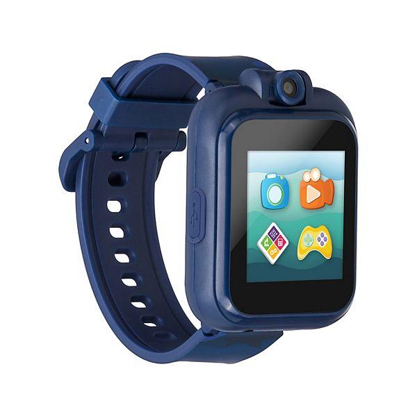 PlayZoom 2 Boys Smartwatch - Blue Camouflage
