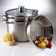 Fagor 8-qt. Multipot Stainless Steel Stockpot Set
