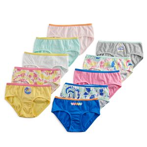 Girls 6-14 SO® 9-Pack Hipster Panties
