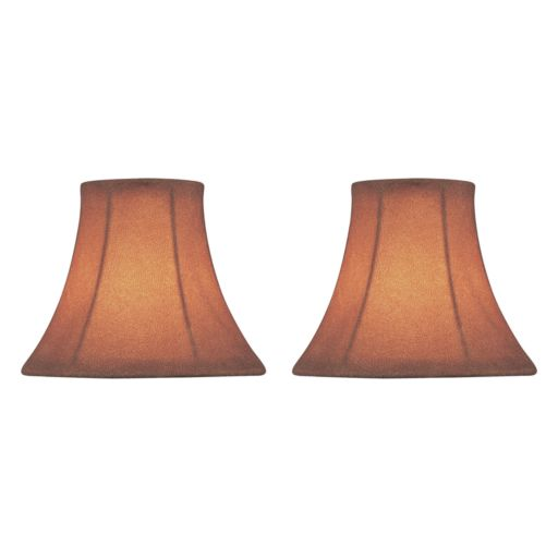 Beige 5-in. Candelabra Shade Set