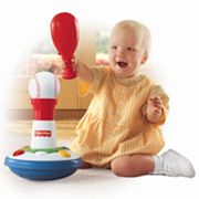 Fisher-Price Brilliant Basics Baby Baseball