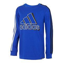 Boys Adidas Kids Long Sleeve Tops, Clothing   Kohl's