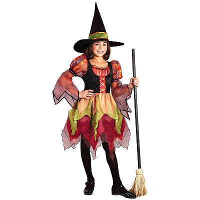 Pretty Princess Witch Costume - Kids