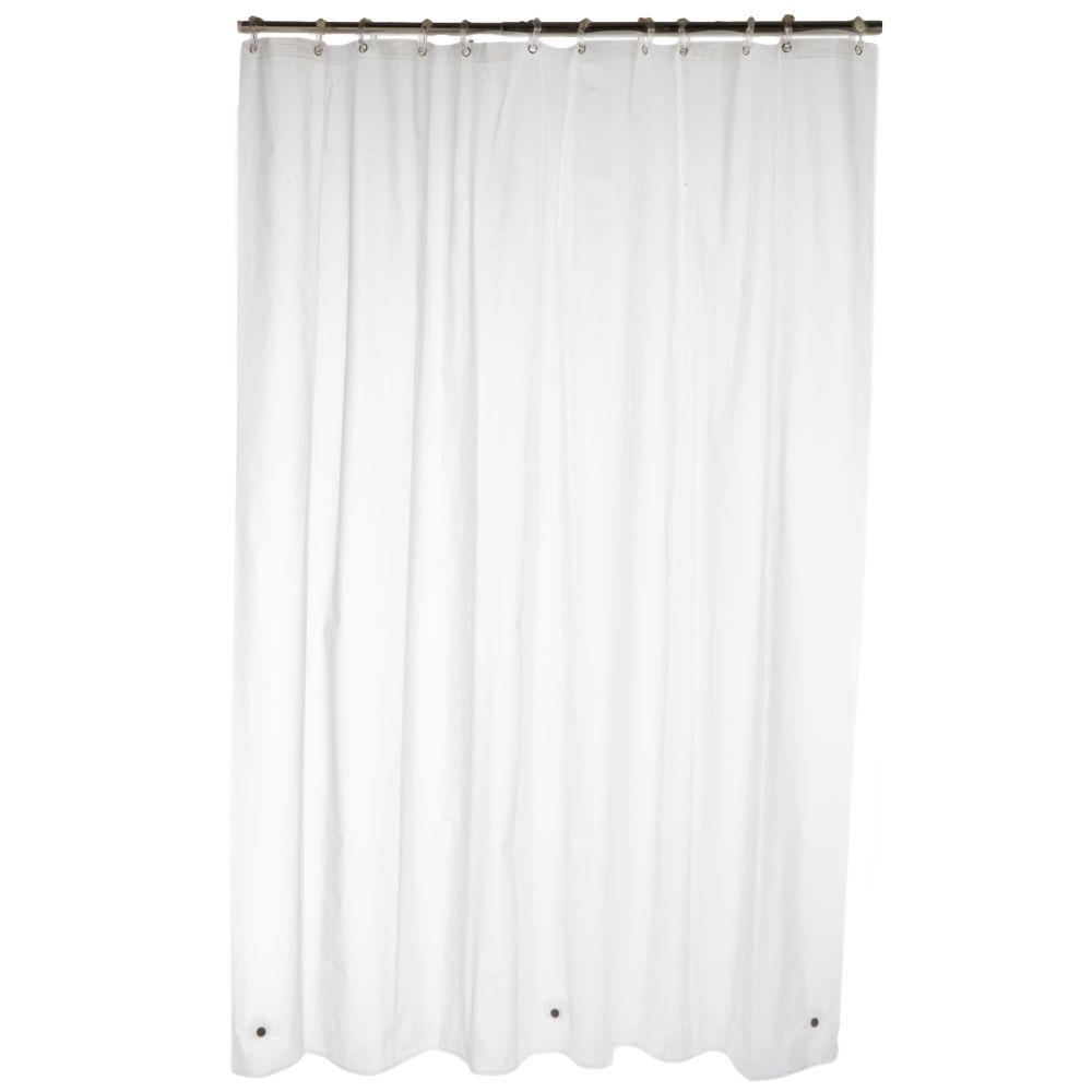 classics® peva stall shower curtain liner