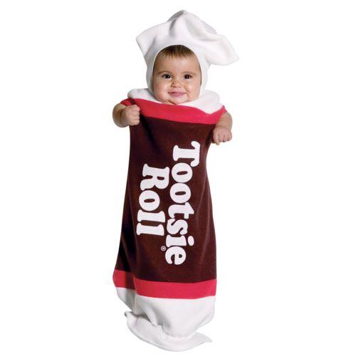 Tootsie Roll Costume - Baby