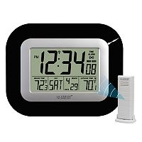 La Crosse Technology Atomic Digital Wall Clock (WS-8115U)