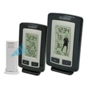 Dual Wireless Temperature Stations