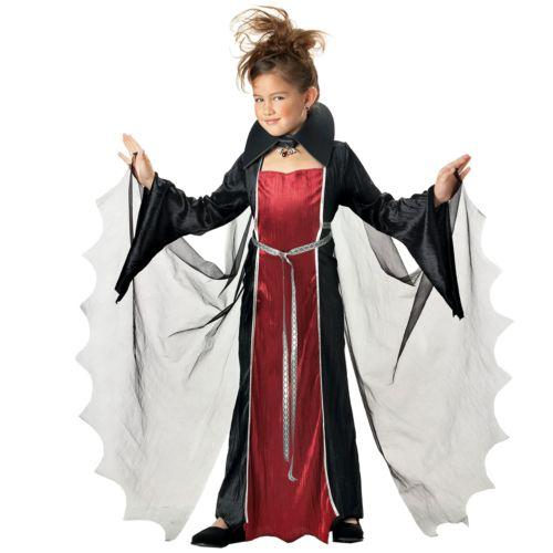 Vampire Girl Costume - Kids