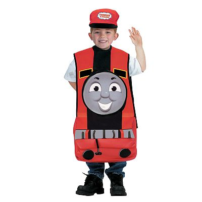 Thomas the Tank Engine James Costume - Toddler