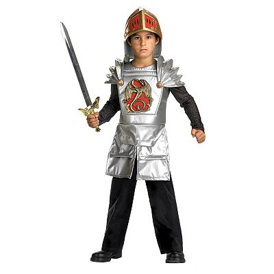 Knight of the Dragon Costume - Kids