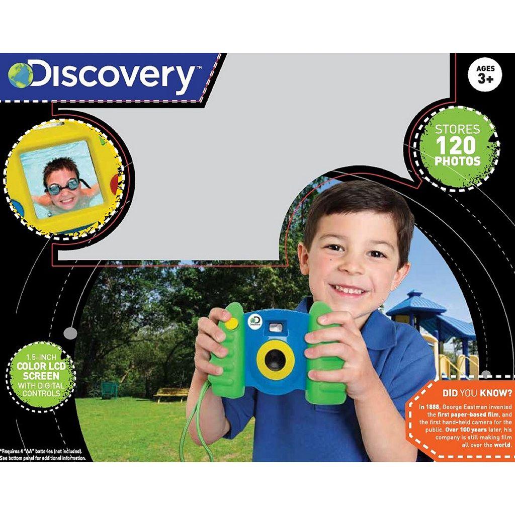 Discovery Digital Photo Camera