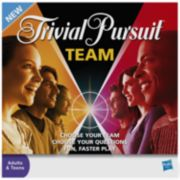 Trivial Pursuit Team Board Game