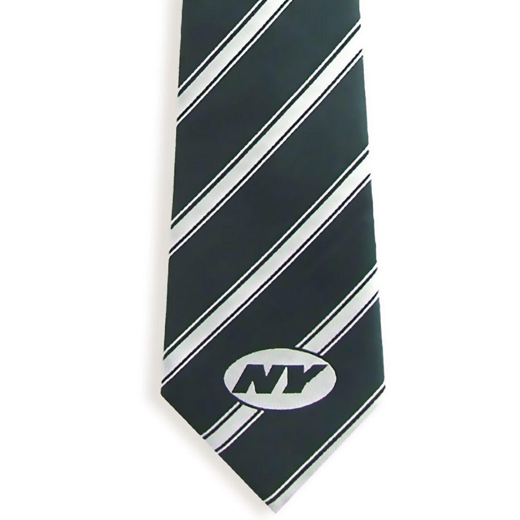 New York Jets Striped Tie