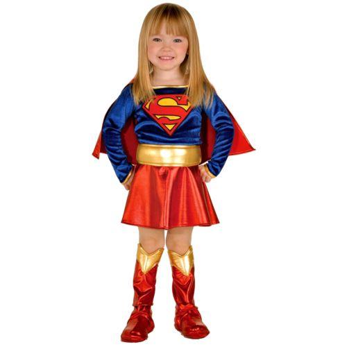 Supergirl Costume - Toddler