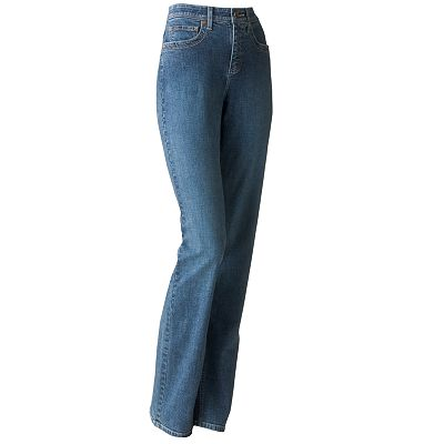 Lee Comfort Fit Straight-Leg Jeans