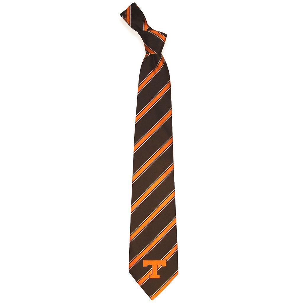 Tennessee Volunteers Striped Tie