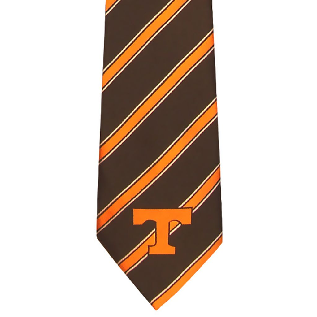 Tennessee Volunteers Striped Tie