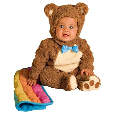 Teddy Bear Costume - Baby