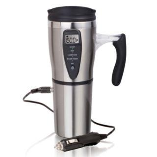 National JLR Gear Stainless Steel Smart Travel Mug