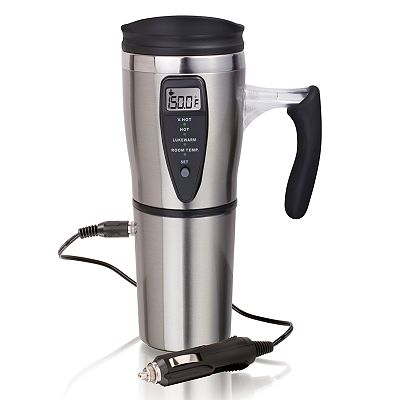 JLR Gear Stainless Steel Smart Travel Mug