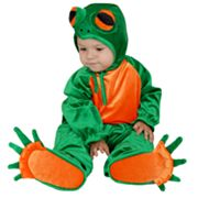 Frog Costume - Toddler