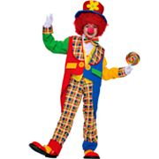 Clown Around Town Costume - Kids