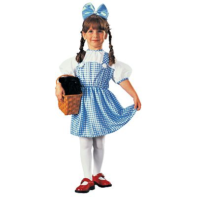 Wizard of Oz Dorothy Costume - Toddler