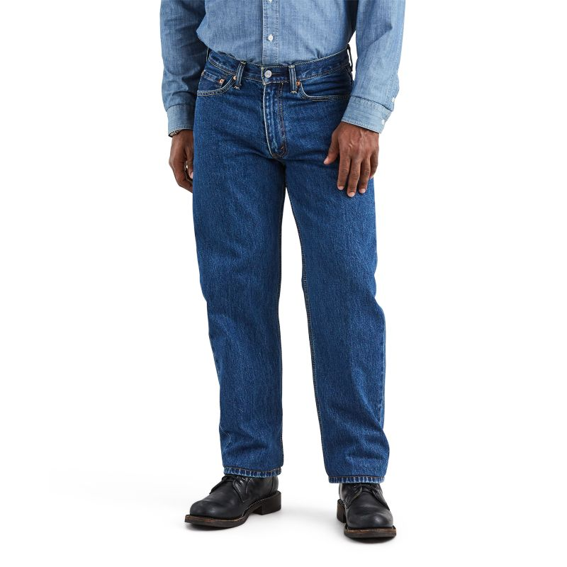Levis 550 Relaxed Fit Mens Jeans