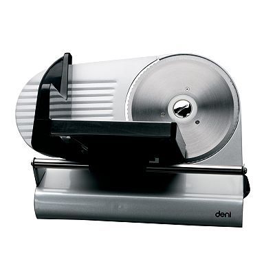 Deni Pro II Electric Food Slicer