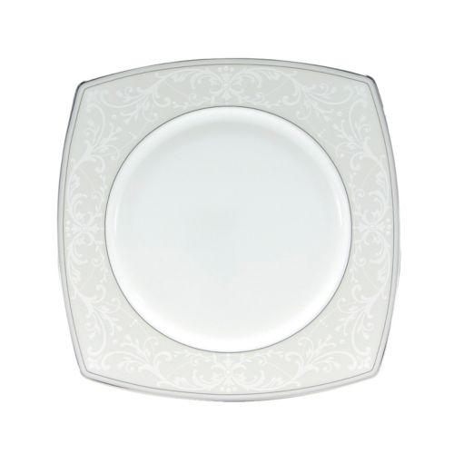 Nikko Pearl Symphony Square Accent Plate