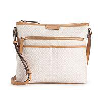 Deals on Nine West Reg Rosetti Tessa Crossbody Bag
