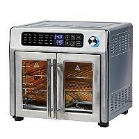 Emeril Lagasse 26-Quart 10-in-1 French Door Air Fryer 360 Deals