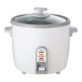 Zojirushi 6-Cup Rice Cooker