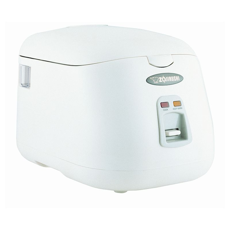 Zojirushi 5.5-Cup Rice Cooker, Multicolor