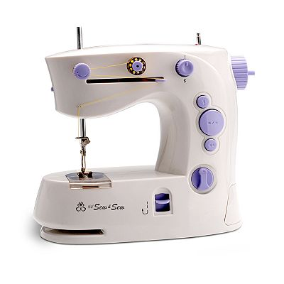 Michley Lil' Sew and Sew Portable Sewing Machine