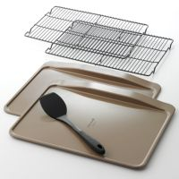Cooking with Calphalon® Cookie Lovers Bakeware Set