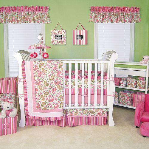 Trend Lab® 4-pc. Paisley Park Bedding Set