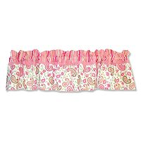 Trend Lab® Paisley Window Valance