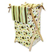 Trend Lab Giggles Striped Hamper