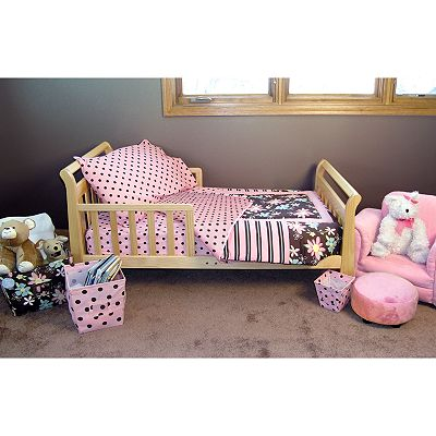 Trend Lab 4-pc. Blossoms Toddler Bedding Set