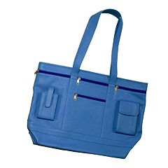 Royce Leather Nappa Leather Business Shoulder Bag
