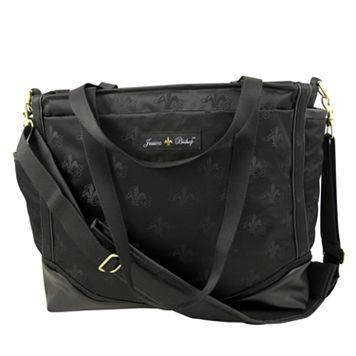 Jessica Bishop Jacquard Personal Diaper Bag