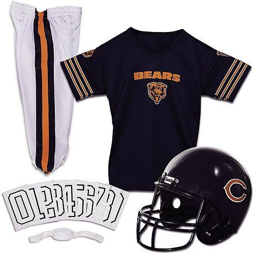 Franklin Chicago Bears Football Uniform Set - Kids