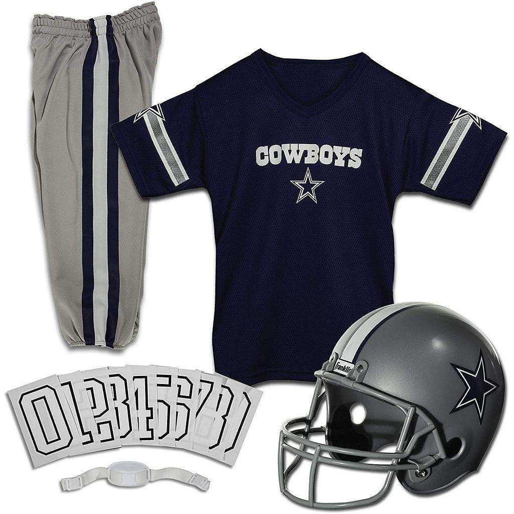 Franklin Dallas Cowboys Football Uniform - Kids