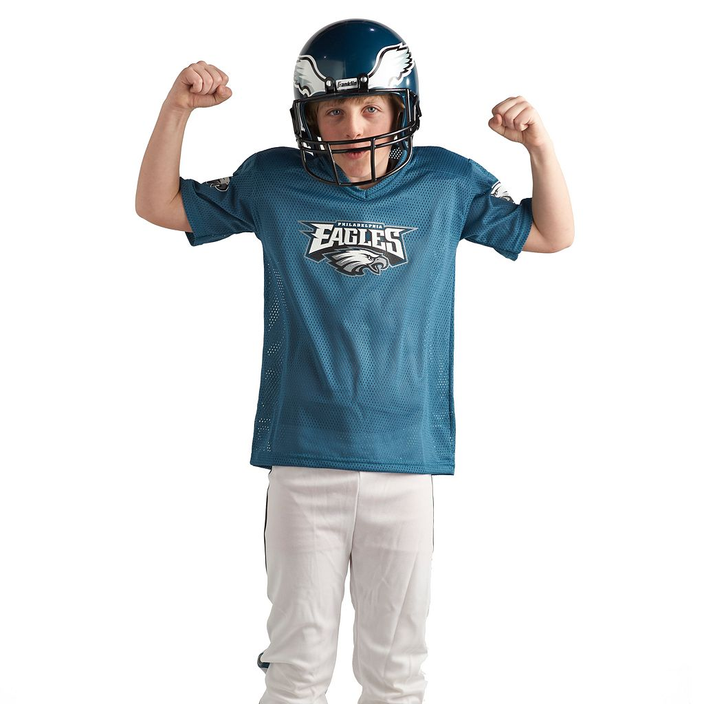 Franklin Philadelphia Eagles Football Uniform