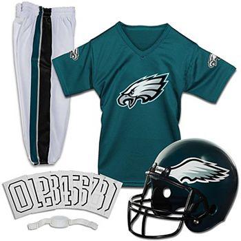newest e9329 a8f7c Franklin Philadelphia Eagles Football Uniform