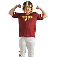 Franklin Washington Redskins Football Uniform