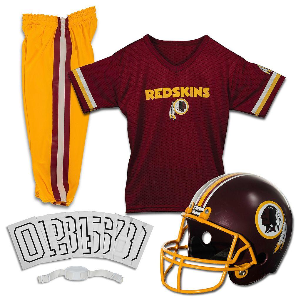 Franklin Washington Redskins Football Uniform